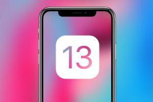Apple's iOS 13