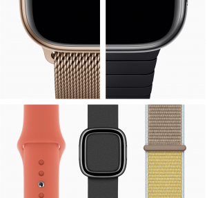 apple watch series 4 vs 5 specs