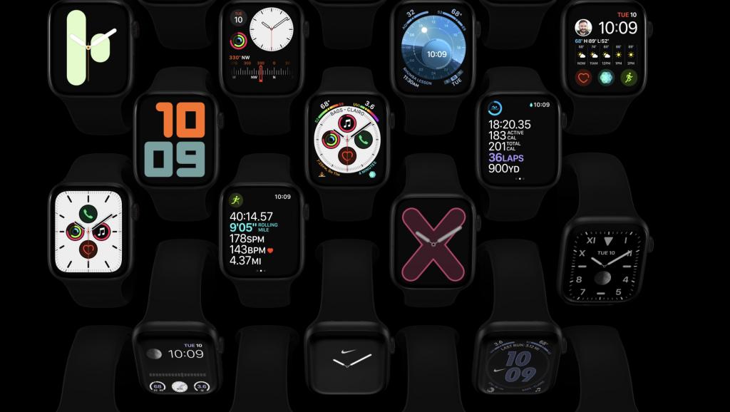 Apple Watch Series 5 or Series 4