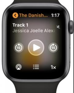 Apple Watch Series 5 Music
