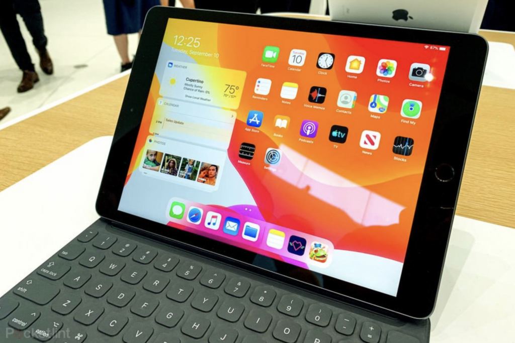 how to update ios on old ipad