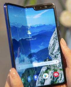 Samsung Galaxy W20 5G Foldable