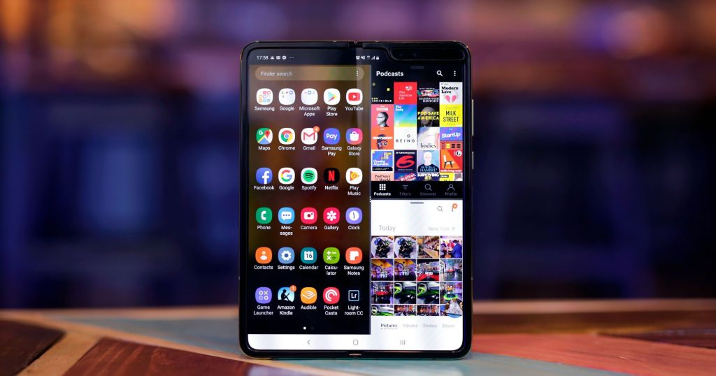 Samsung Galaxy Fold Detailed - Reviews & Guides