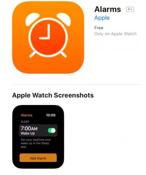 Apple Watch Sleep Tracking Feature