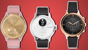 best hybrid smartwatch 2021