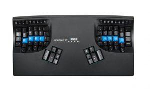 Kinesis Advantage2 LF Ergonomic Keyboard