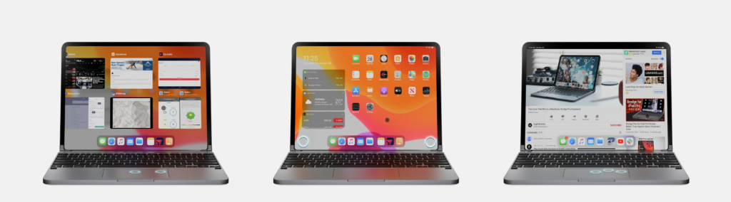 Convert iPad into a Laptop 2021
