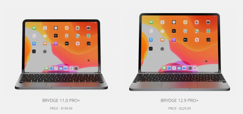 Convert iPad into a Laptop