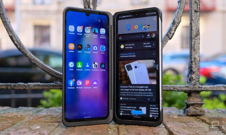 Upcoming LG V60 ThinQ – Quad-Camera- Reviews & Guides