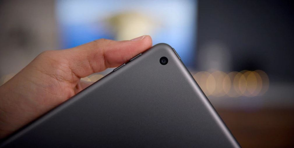 iPad 7 Review Camera