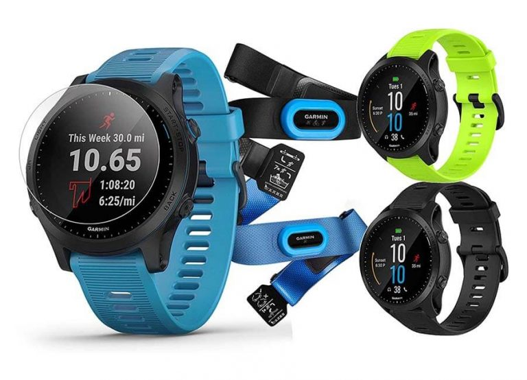 Best Garmin Smart Watches for Running and Swimming | TechDetects