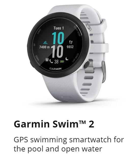 Gamin Swim 2