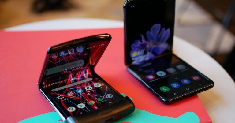Motorola Razr vs Samsung Galaxy Z Flip – Reviews & Guides