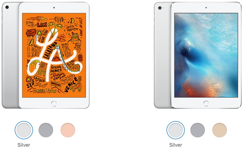 Apple iPad Mini 5 iPad Mini 4