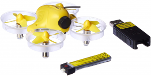 Blade Inductrix FPV BNF Ultra Micro Drone with Safe Tech