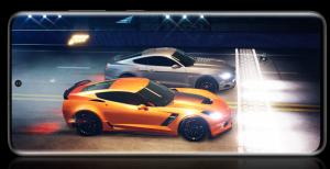 Samsung Galaxy S20 Ultra gaming