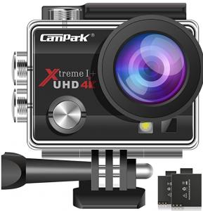 Campark ACT74 Action Camera 4K Ultra HD