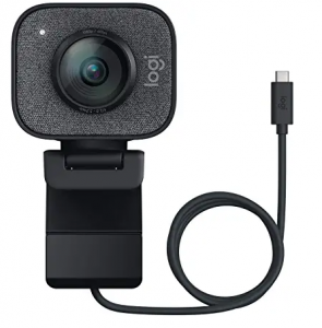 Logiitech Streamcam for streaming