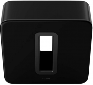 Sonos Sub - The Wireless Subwoofer for Deep Bass