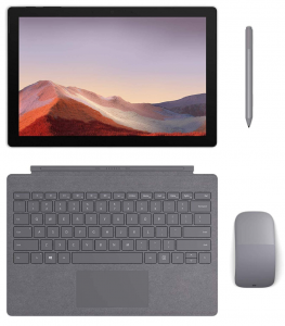 Microsoft Surface Pro 7 – 12.3 Inch Touch-Screen