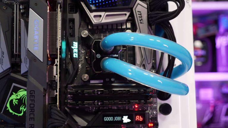 Best CPU cooler for i9 9900k – List of Top 7 Case Fans & Cooling setup
