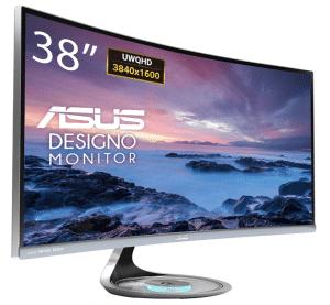 ASUS Designo Curved Monitor 38Inch