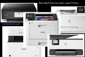 Best multifunction color laser printer