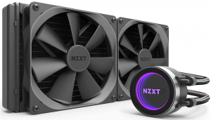 NZXT Kraken X62 280mm - RL-KRX62-02 - AIO RGB CPU Liquid Cooler