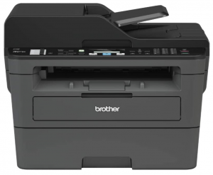 Brother Monochrome Laser Printer, Compact All-In One