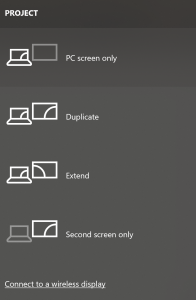 Second Monitor Windows