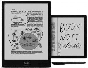 BOOX Note Ereader