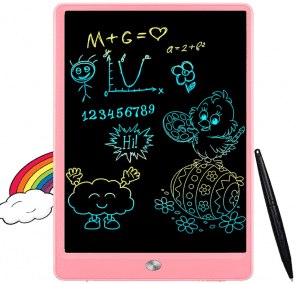FLUESTON LCD Writing Tablet 10 Inch