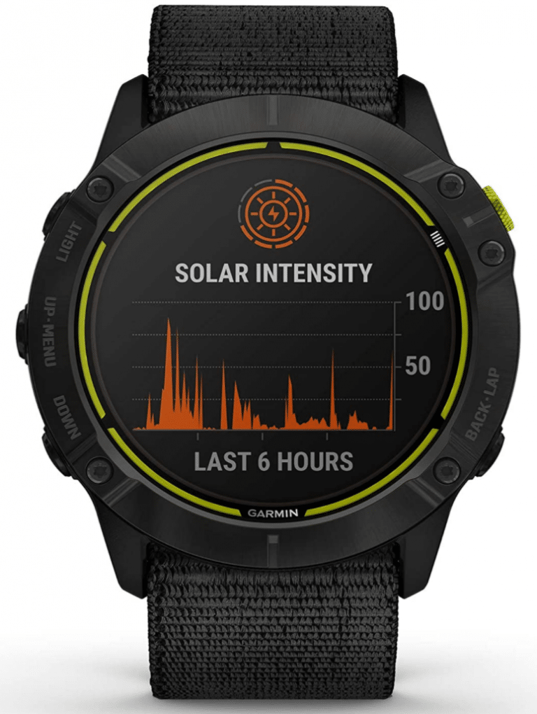 Garmin Enduro – Ultraperformance Multisport GPS Watch – 70-Days Battery Time