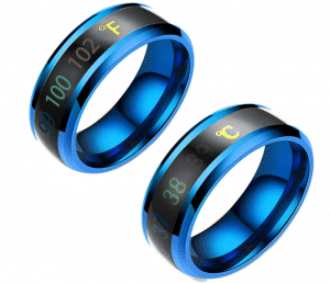 JXFS smart ring Temprature Monitor