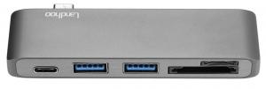 Landhoo 5 in 1 USB Type-C Hub