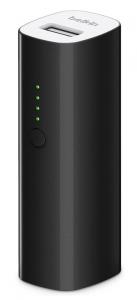 Belkin 2,000 mAh Portable USB Rechargeable Battery