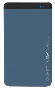 Cygnett 20000 mAh USB-C Power Bank
