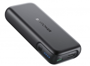 RAVPower Portable Charger, Most Compact 10000mAh Power Bank