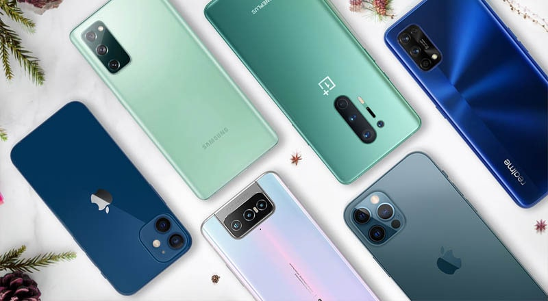 Top 5 Best Phones to buy in 2021 - Reviews & Guides