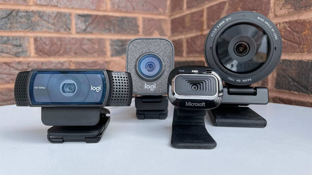 Top 5 Best Webcams from 1080p to 4K - Reviews & Guides