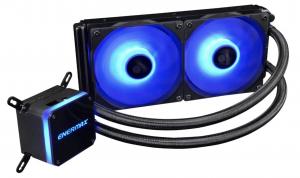 Enermax Liqmax III 240 RGB AIO CPU Liquid Cooler