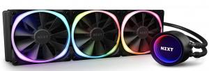 NZXT Kraken X73 RGB 360mm - RL-KRX73-R1 - AIO RGB CPU Liquid Cooler